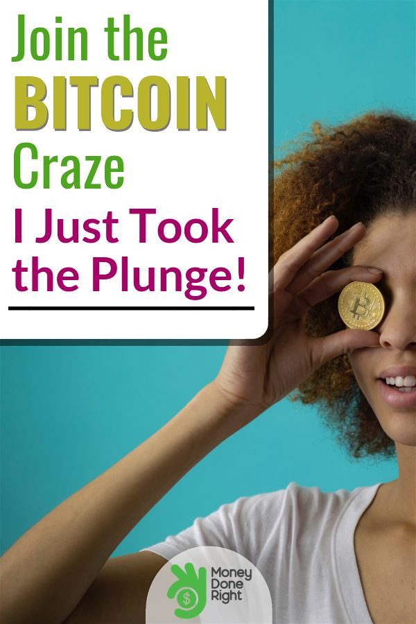 I finally took the plunge and dropped some money into bitcoin. #bitcoin #investinginbitcoin