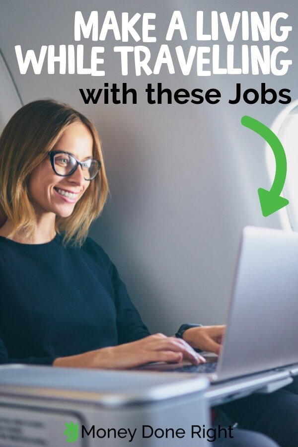 Who would not want to travel the world while making money? So if you're interested, here are awesome jobs that allows you to work and travel at the same time. #workandtravel #makemoneytravelling