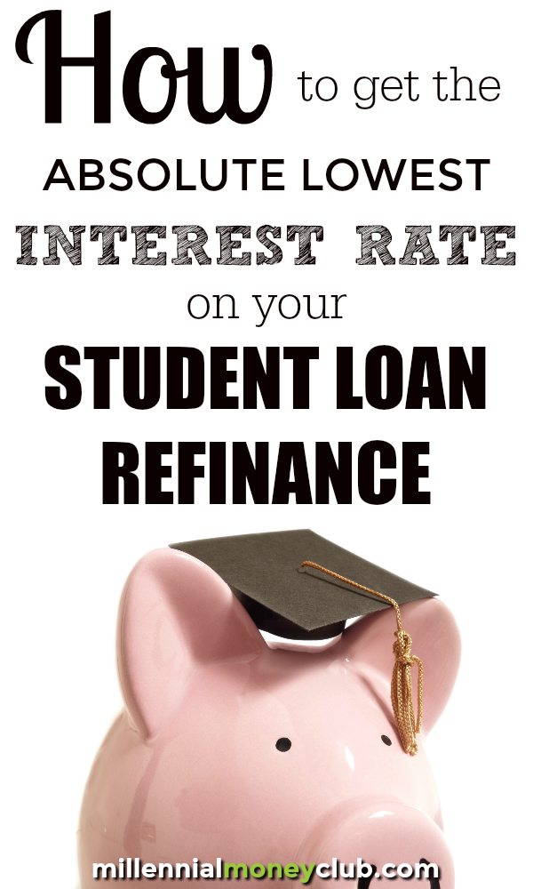 Chances are, you're paying way too much interest on your student loans. Find out how to pay less in this article. 💸