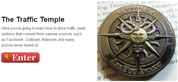 Ronnie Sandlin - School of Hidden Knowledge - Review - Legit or Scam - Traffic Temple