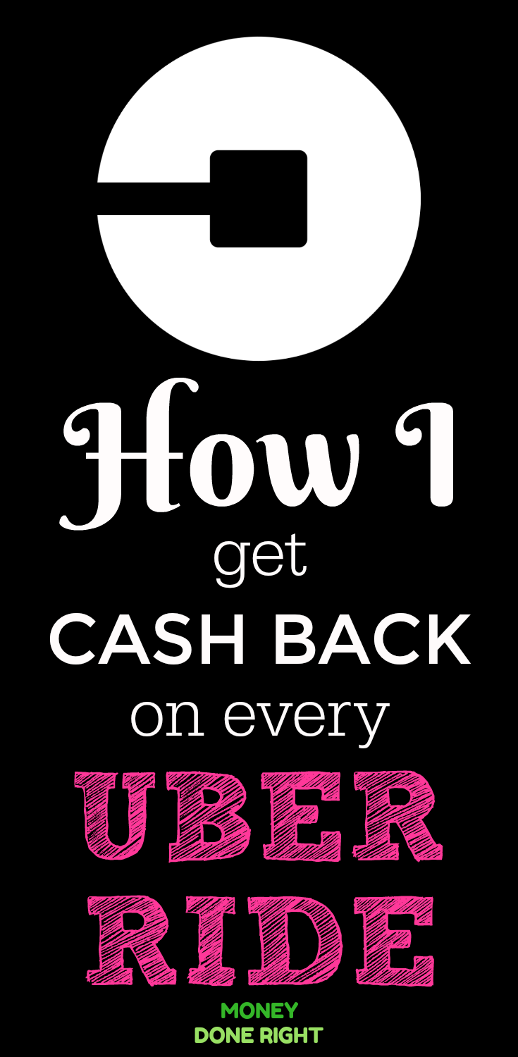 Did you know that you can get cash back on every Uber ride you take? It's true! Check out this article to learn how you can start saving on Uber.