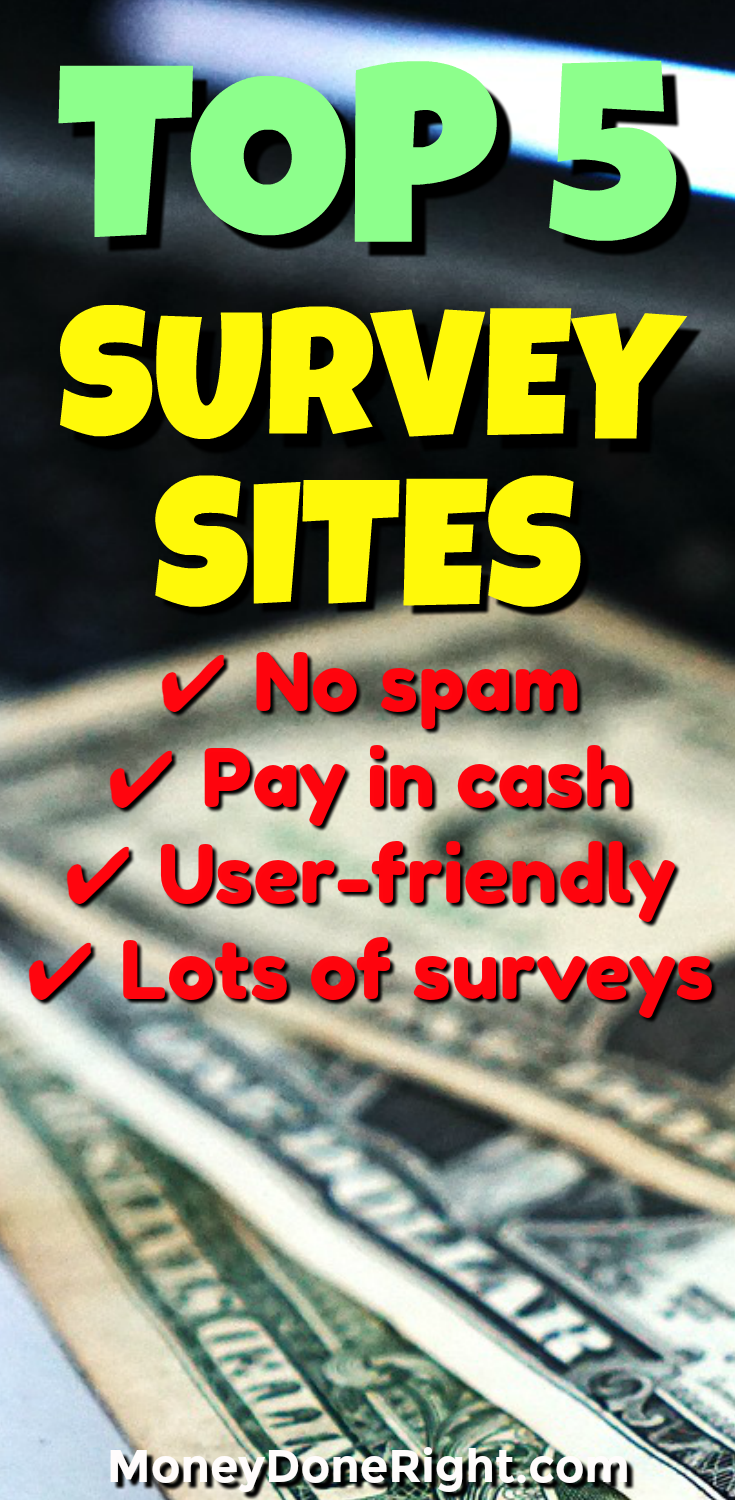 Here are the top survey sites that pay cash! Read this article and start earning money with the best online survey companies today.