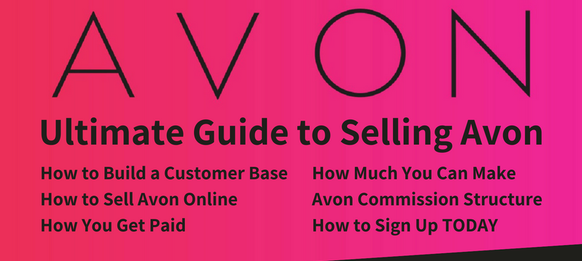 How to Sell Avon