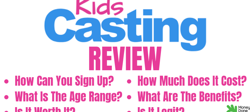Kids Casting Review
