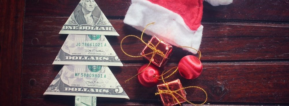 saving money for christmas