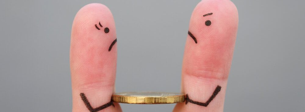 how to protect your money during divorce