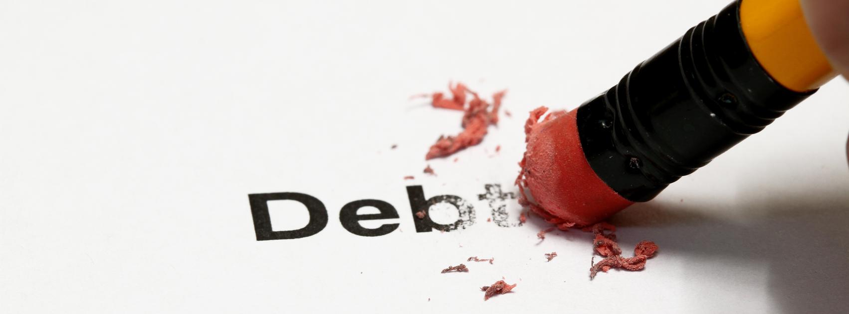 tackle debt