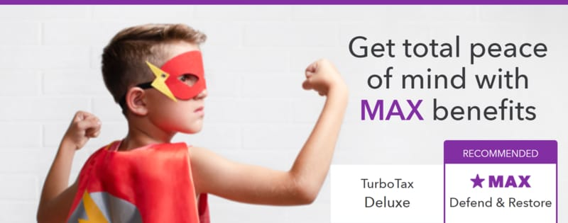 TurboTax Max Audit Protection