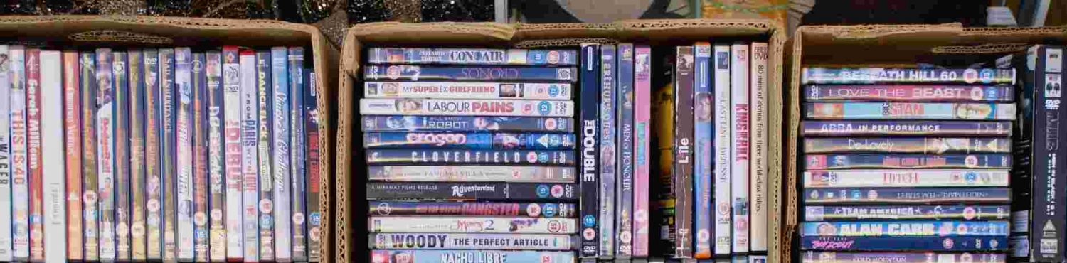 Sell Used DVDs