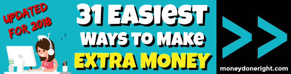 31 Easiest Ways to Make Extra Money