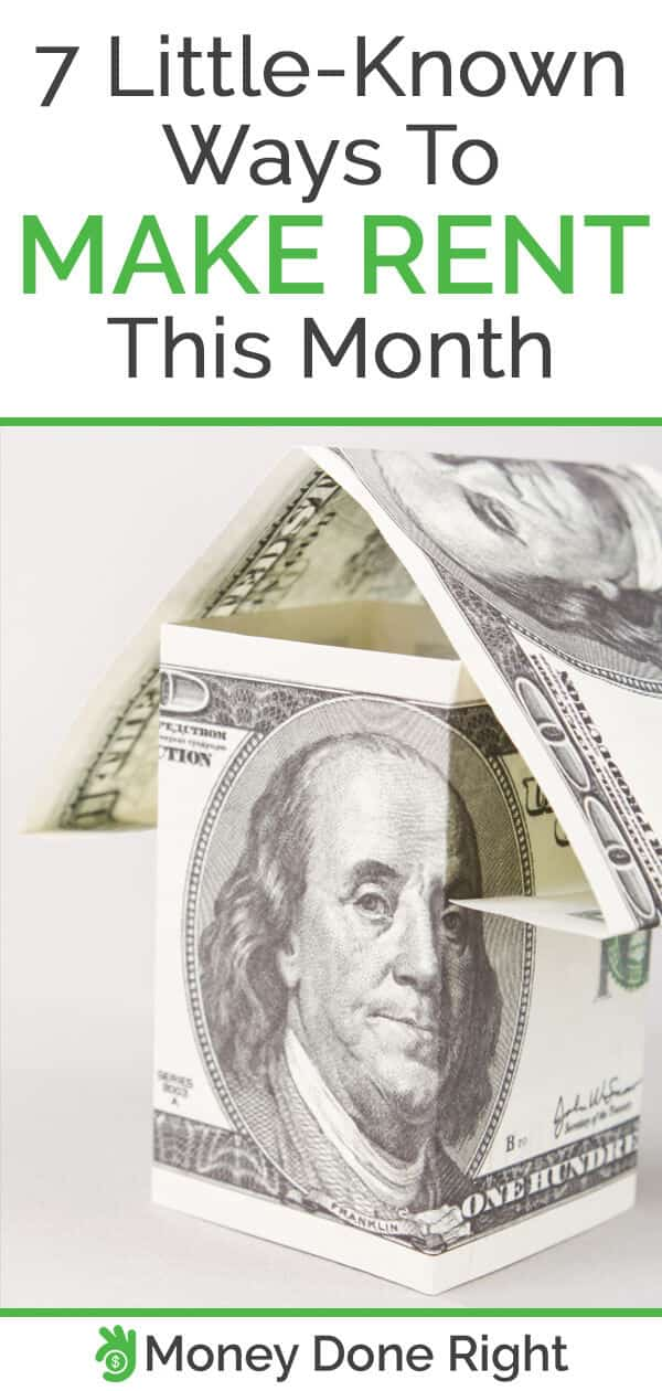We all have gone through a time where finances are tight and you just can't seem to pull the strings together that even rent money is difficult to find. Consider this your life-saver though when you experience those difficult times. Not everyone knows about the ways we are going to show you, so you're in for a treat. #rentmoney #payyourrent