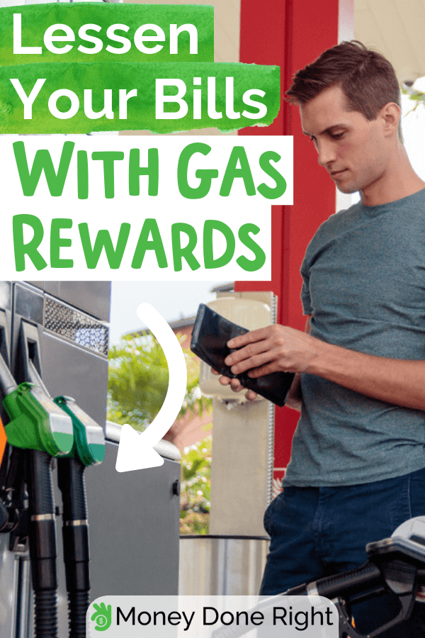 Gas rewards to save on monthly bills? Here are the top rewards solutions you can choose from. #gasupandsave #rewardsforbills