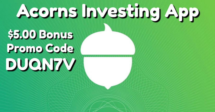 Acorns Promo Code