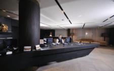 apartment complex business centers
