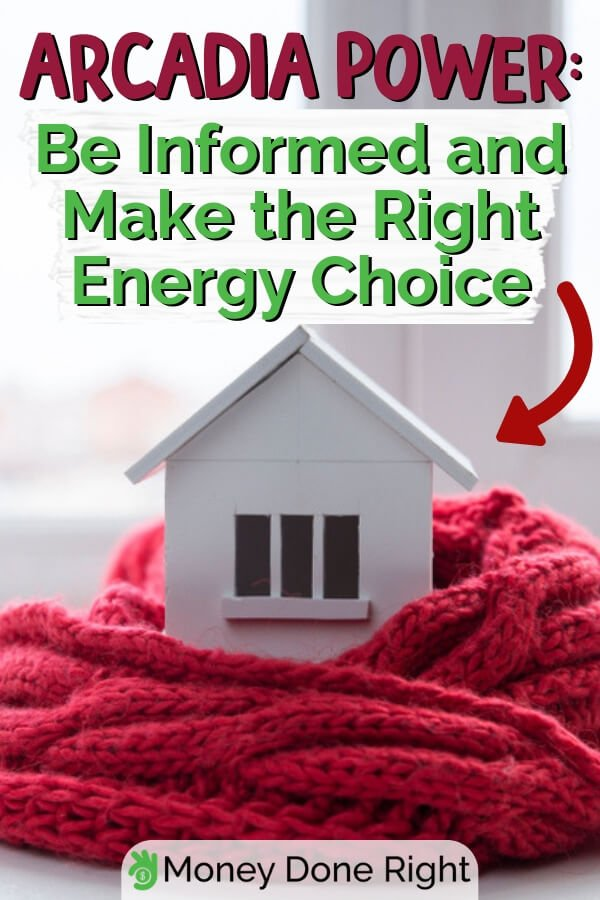 Help save the environment and save money at the same time. Learn what Arcadia Power is and how it provides clean energy that is very helpful for the environment. #arcadiapower #helptheenvironment