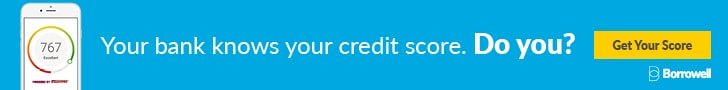 Borrowell Credit Score