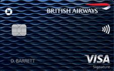 British Airways Visa Signature