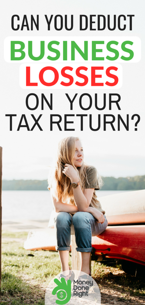 Claiming a business loss on taxes: From Schedule C losses to Hobby Loss Rules, here's everything you need to know about claiming a business loss on your personal taxes. | #BusinessLosses #Taxes