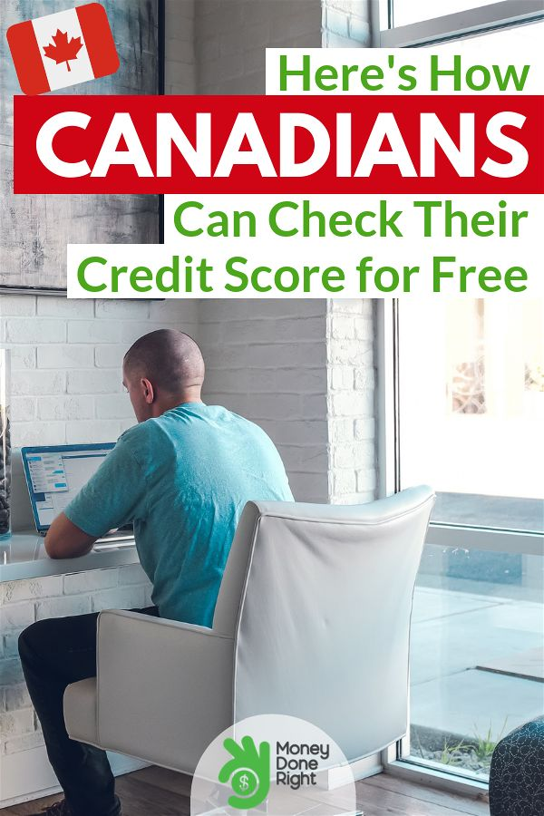 If you are a Canadian consumer, you can now check your credit score for free using this. #creditscore #borrowell