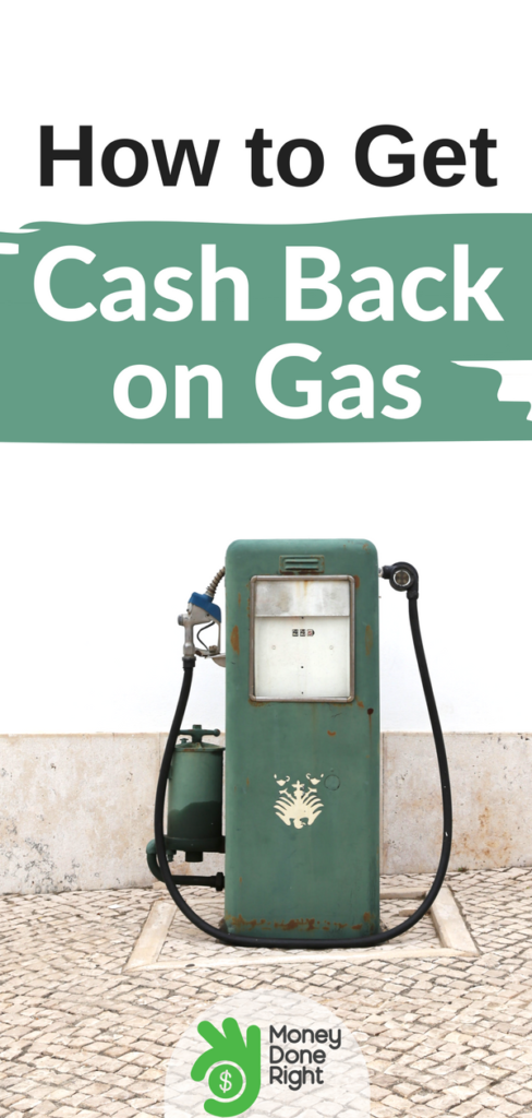 Looking for ways to save money on gas? There's an app for that. Use these 3 apps to get up to 50¢ per gallon off of your gas bill. | #CashBackApps #SaveMoney