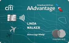 Citi American Airlines AAdvantage MileUp Mastercard