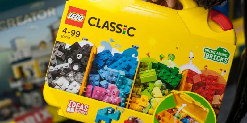 Classic Lego Collections