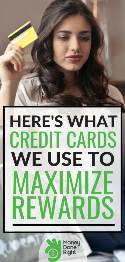Choosing a credit card is pretty intimidating. Check out the cards in our lineup to get the best rewards out there. | #CreditCards #PersonalFinance