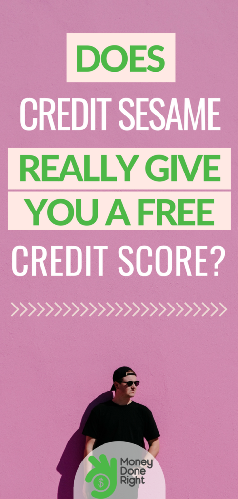 What is Credit Sesame? Is it free? Is it safe?Should I be using it? Here's everything you need to know about the finance website, including what benefits it can provide you. | #CreditSesame #CreditScore