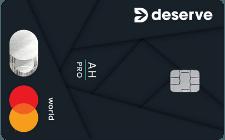 Deserve PRO Card