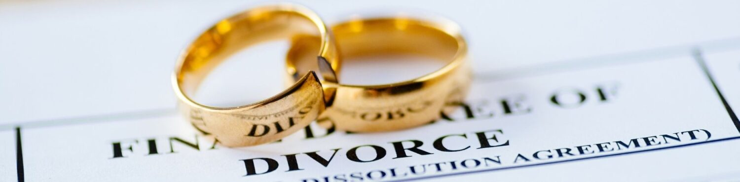 Divorce and Back Taxes