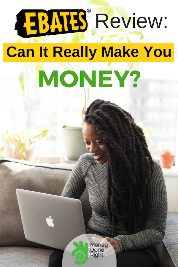 In this Ebates review, you will learn whether or not the Ebates cash back site is worth it. #Ebates #CashBack