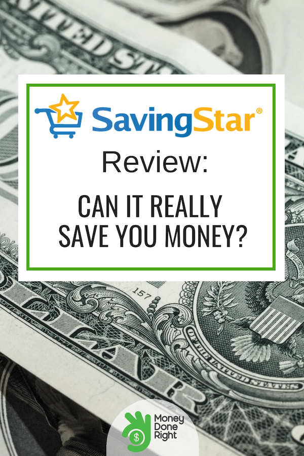 SavingStar Review: check out our SavingStar review to help you learn how the new cash back app helps you save money on groceries! #SavingStar #Save Money
