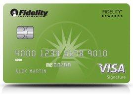 Fidelity VISA Card
