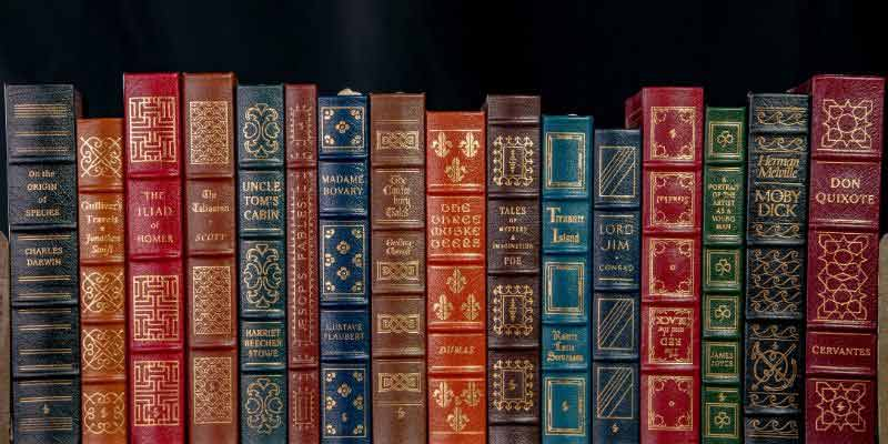 First Edition Books Classic Novels