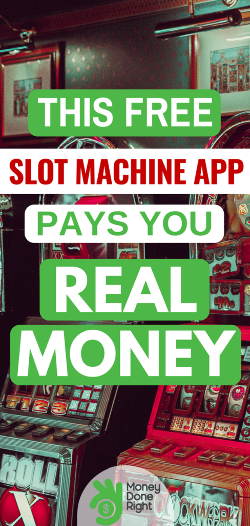 This free slots game allows you to win real cash while helping you save more money. Use this promo code for 300 bonus coins. | #SlotsGames #MakeMoney