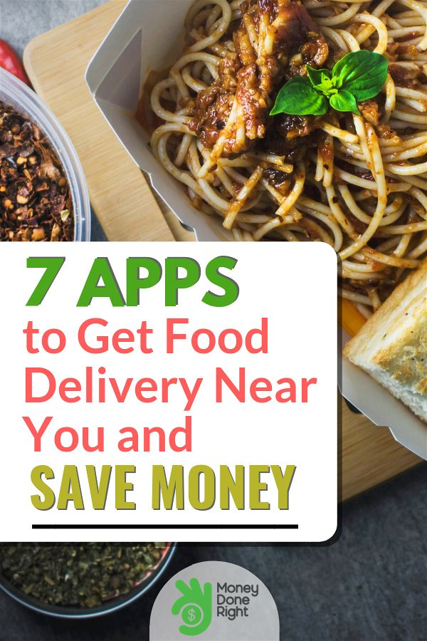 If you're a fan of food delivery, the apps we suggest in this article will give you the value for your money. #fooddelivery #fooddeliveryapps
