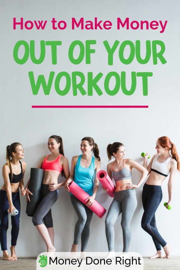 Money can be the best motivation to work out and stay in shape. Learn how you can get paid by working out. #paidworkout #moneyonworkout