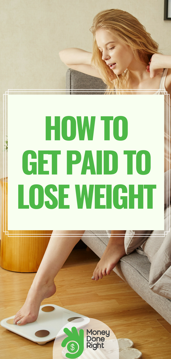 Getting paid to lose weight might be the ultimate motivation to improve your life and begin your journey towards a healthier lifestyle. Check out HealthyWage. | #weightloss #healthywage #motivation #getpaid