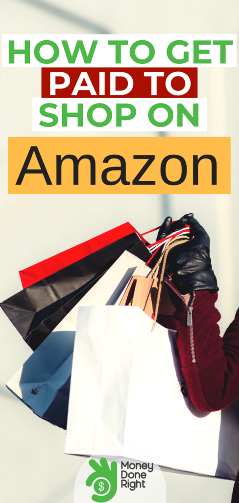 Get paid to shop on Amazon! Check out our review of this app that will pay you cash for shopping on Amazon. | #GetPaidToShopOnAmazon #MakeMoney