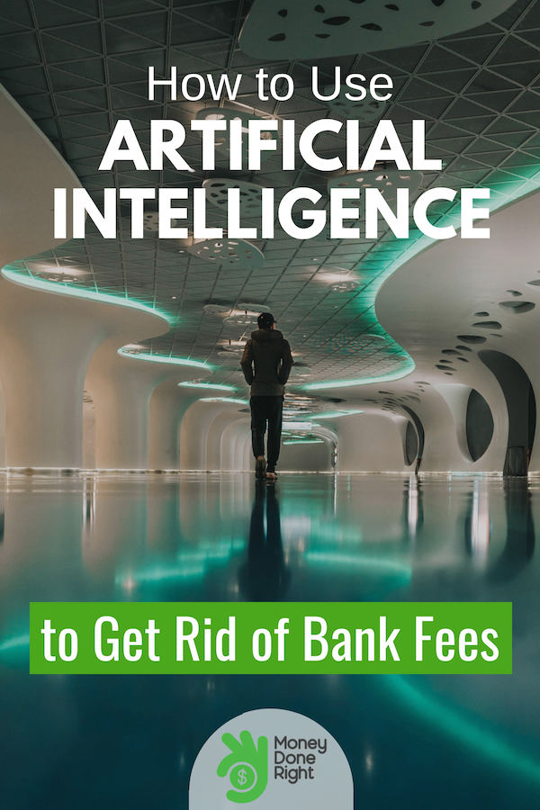 Overdraft fees no more! Check out how you can use technology to get rid of bank fees for good! #OverdraftFees #SaveMoney