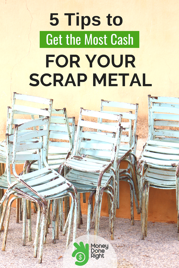 Scrap Yard (Near Me): 5 Tips to Get the Most Cash for Your ...