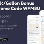 GetUpside Promo Code WFM8U Gives You a 20¢/Gallon Bonus