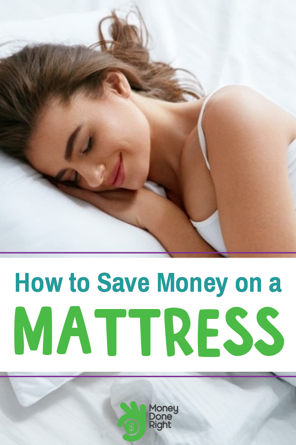 A good mattress is always a worthy investment. You can find affordable mattresses that will give you the comfort that you need. #savemoneyonaamattress #goodmattresses