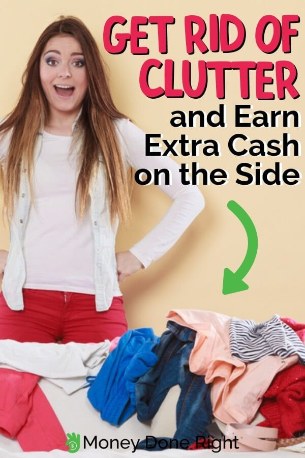 Make quick cash out of household items you no longer use. Here's how you can dispose your items and earn immediately #cashonitems #quickcash