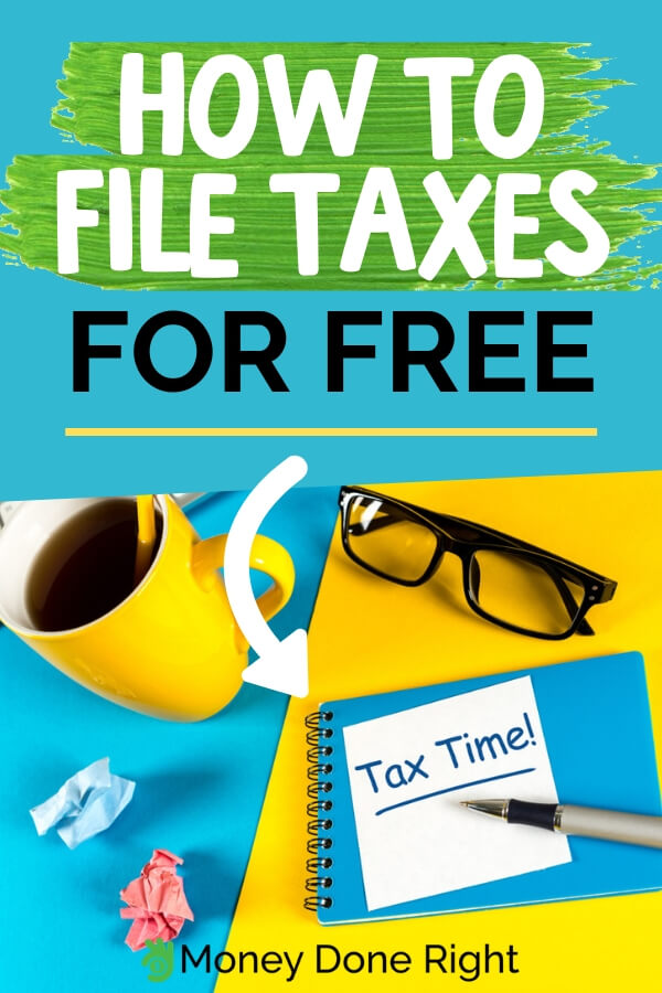 Did you know that you can file your taxes for free? You read it right, you can file taxes for free. Learn how with this complete guide we have for you. #freefiletax #completetaxfileguide