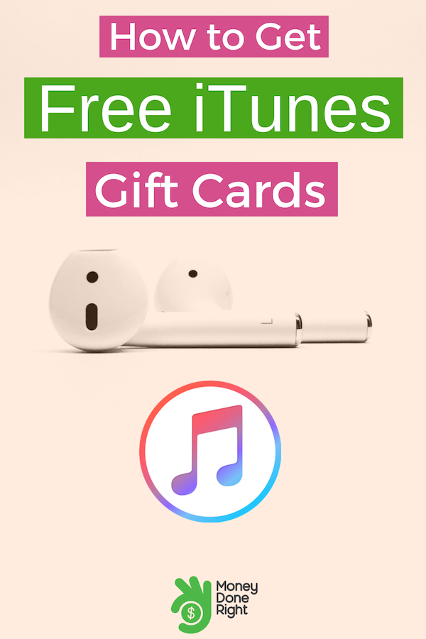iTunes gift cards for free! Yes, it's true! Check out this article to learn our tips and tricks to get free iTunes gift cards. #iTunesGiftCards #FreeStuff