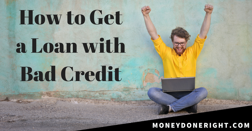 Where to get approved for a personal loan with bad credit
