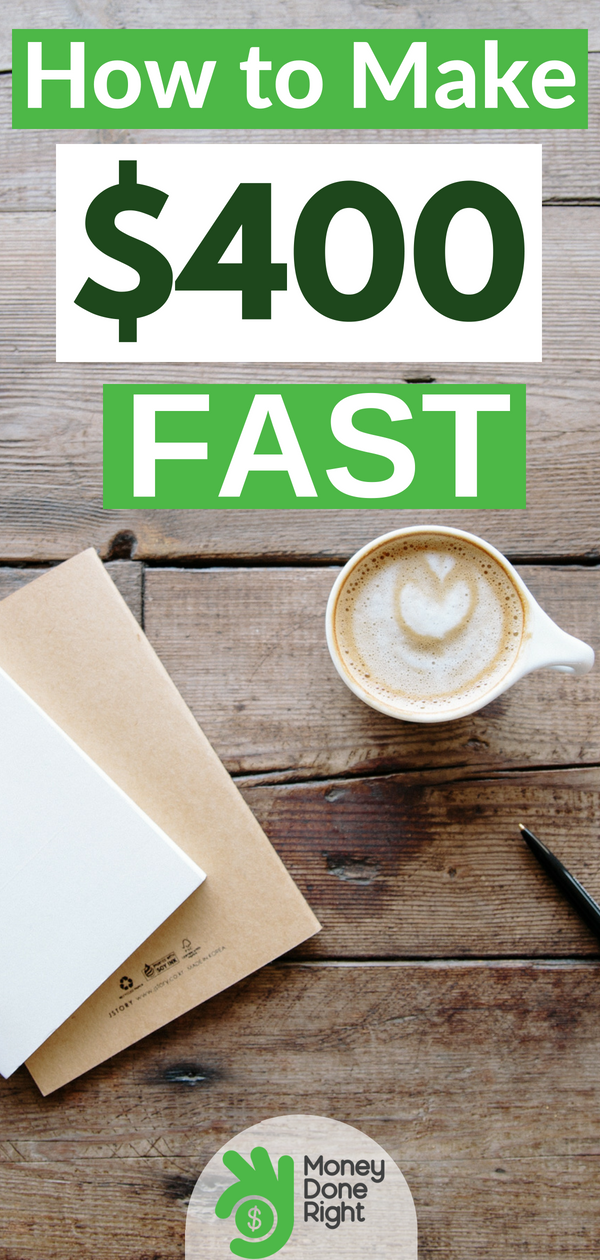 If you've found yourself in a bad financial situation and need money quick, you're not alone, and you have options! | #fastcash #financialadvice #moneytalk