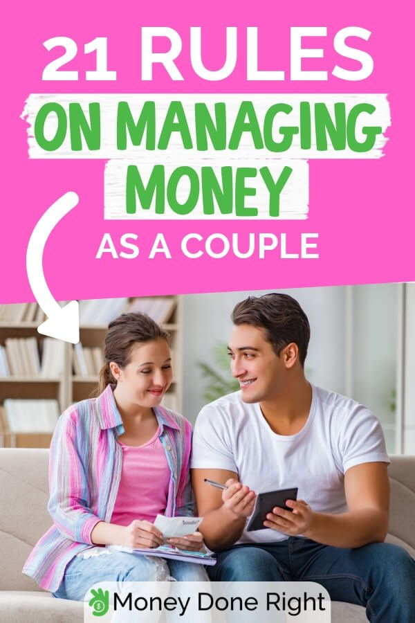 Being able to manage your money as a couple is needed for a long-term relationship survival. And to be able to do that, certain rules need to be followed to have a smooth relationship. Check out these rules you and your partner need to follow. #manageasacouple #followrules