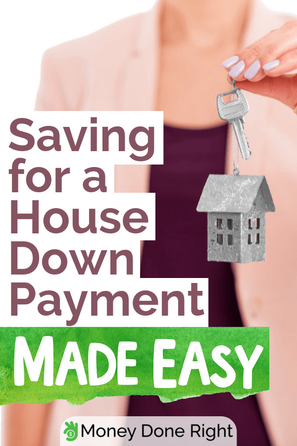 Saving money for a house down payment has never been this easy. Turn your dreams into a reality and save like a boss. #savelikeaboss #downpaymentmoney
